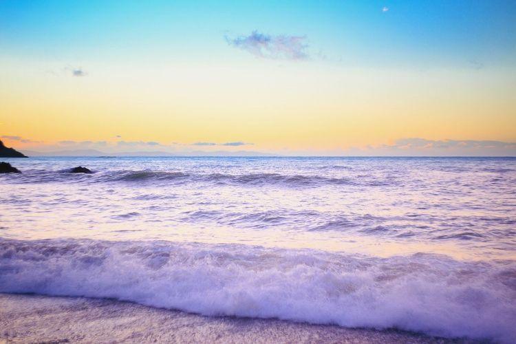 Rarangi Beach Sunshine Sunrise Beach Photography