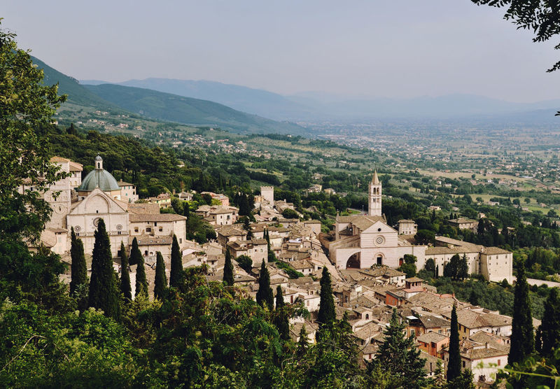 Architecture Architettura Assisi City Cityscape History Italia Italy Landscape Panorama Storia Travel Travel Destinations Umbria First Eyeem Photo