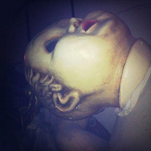 Scary Horror Doll