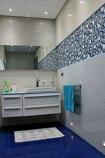 Bathroom Washbasin Interior Design Decon Engineering Egypt