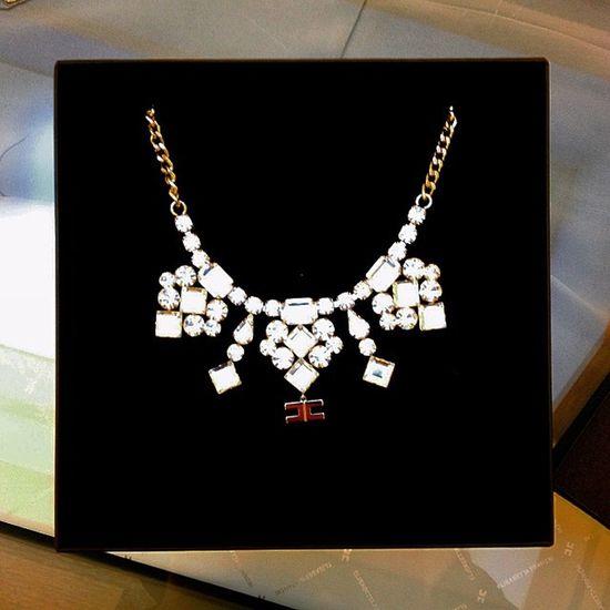 Photooftheday Diamond Luce Instaitalia Splendore Collana Gioielli Elisabettafranchi