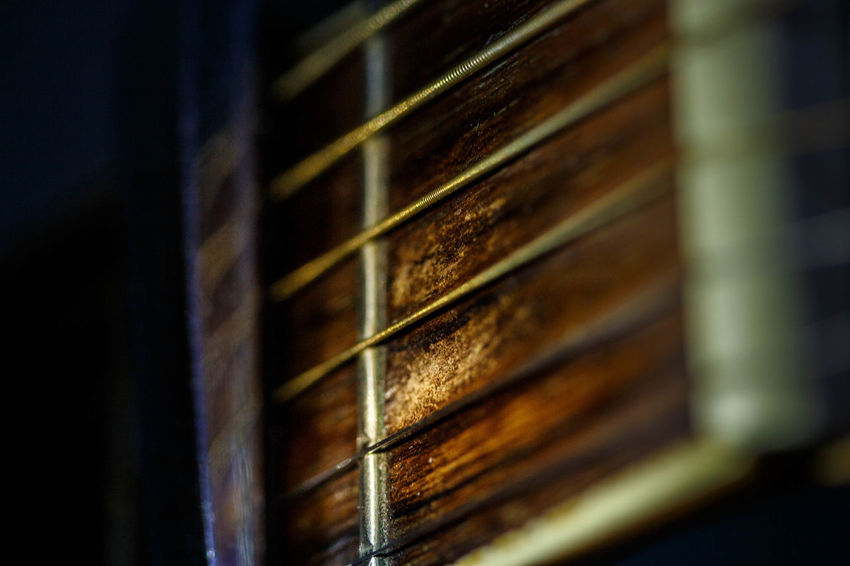 Old acoustic guitar close up. Abstract picture with acoustic guitar in close up. Acoustic Alone Bord Friends Love Music Old Guitar Retro Romantic Rust String Vintage Style Abstract Acoustic Guitar Acoustic Music Art Flat Fringers Music Festival Musician Old Retro Styled Six Strings Vintage