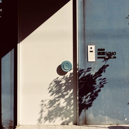 Door Taking Photos Light And Shadow Day No People Built Structure Architecture Building Exterior Outdoors Close-up