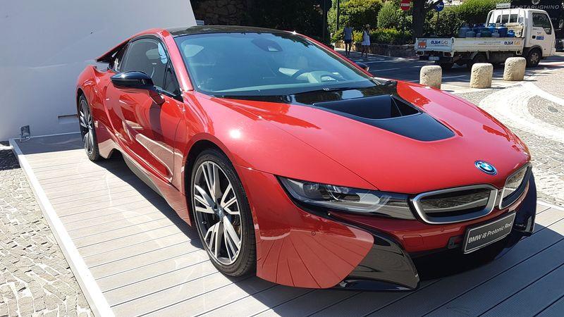 Luxurylifestyle  Bmw I ♥ It Bmw Car Bmwi8 Portorotondo Carporn♥ Carporn