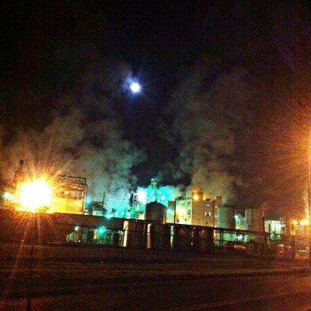 Industry Goodnight Moon Nightcall Industrial Playground