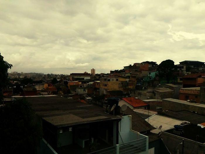 Quebrada Favela Houses City Taboão Da Serra Zona Oeste
