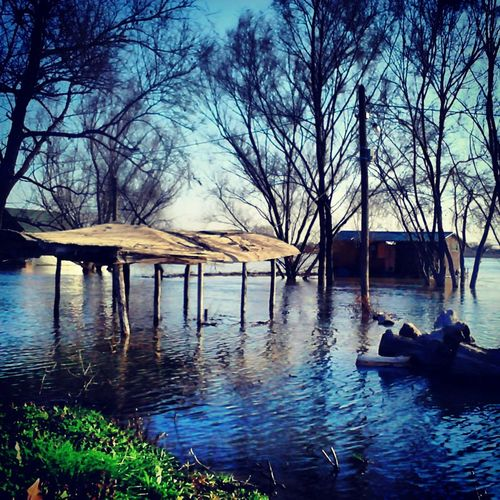 River Suntset Nature Day