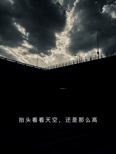 Cloud - Sky Sky Nature No People Silhouette Text Communication