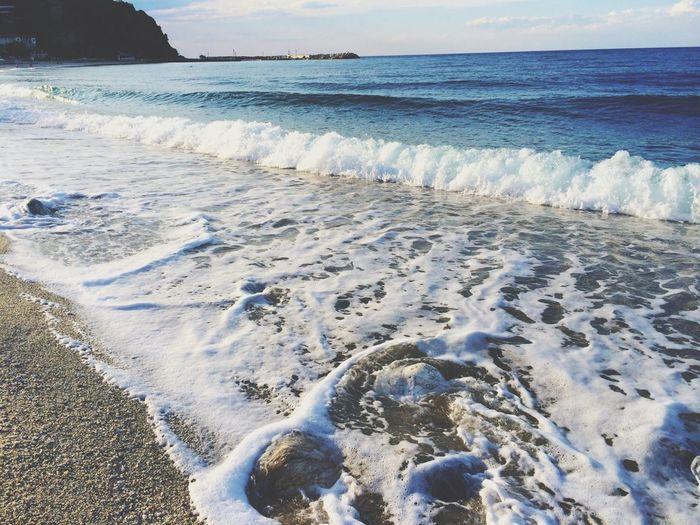 Sea Beach Summer Swimming
