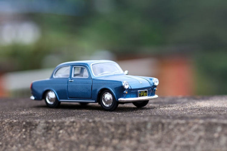 VW vehicle | high res image available Blue Car No People Outdoors Replica  Sedan Selective Focus Shalow Focus Stationary ToyCar Vehicle VW VWvehicle Wheels The Drive