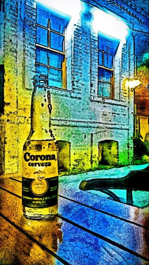 Corona Cerveza Alcohol Beer Hdrphotography Drawingwork