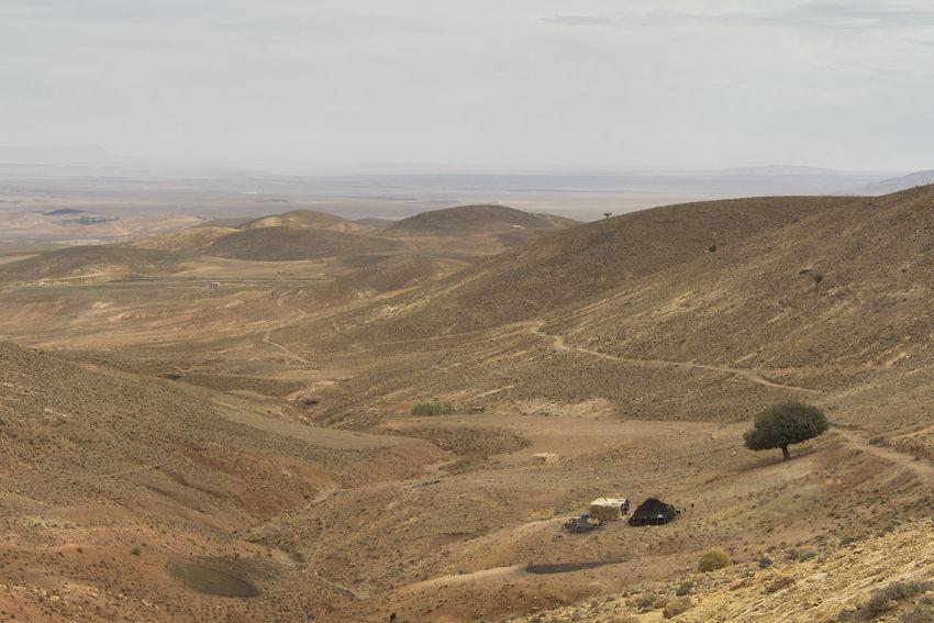 Amazighen Arid Climate Arid Landscape Atlas Atlas Mountain Bereber Haima Landscape Marocco Midelt