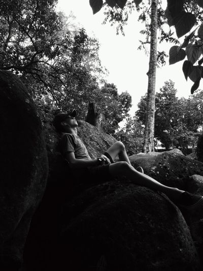 Relaxation Women Tree Leisure Activity Real People Lying Down Men One Person Day Adult Indoors  Adults Only People Abdomen Human Body Part Travel Photography Eyeem Philippines Itsmorefuninthephilippines Choosephilippines Travelph Personal Perspective Blackandwhite Photography Black & White The Street Photographer - 2017 EyeEm Awards