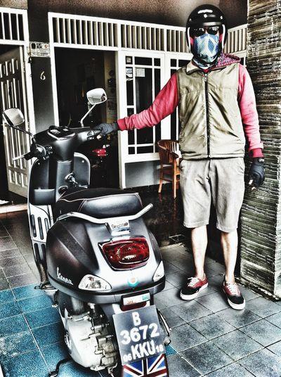 Vespa Vespa Indonesia Myvespa VespaS150