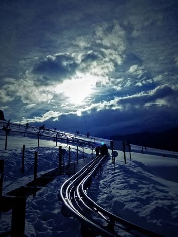 Cloud - Sky Sky Outdoors Dramatic Sky Mountain Nature Snow HuaweiP9 No People