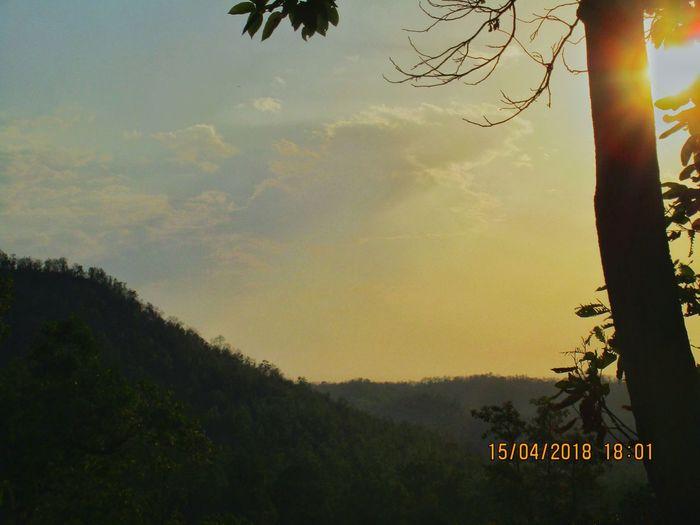 beautiful sky Forest Mountain Tree Communication Sky Close-up Landscape Sunbeam Sun Sunrise Lens Flare Sunrise - Dawn Solar Flare Sky Only Sunset Optical Illusion Scenics Shining
