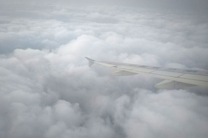 Cloud - Sky Airplane Flying Nature Travel