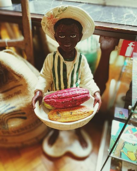 Chocolate & Colonization One Person africa Boy Africa Colonization First Eyeem Photo
