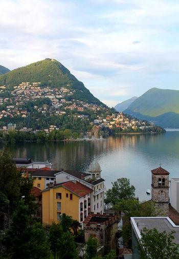 Beauty In Nature Betterlandscapes Lago Lake View Lakelugano Landscape Lugano Lugano, Switzerland Mytraveldiary Mytravelgram Switzerland Travel Destinations Travel Photography EyeEmNewHere