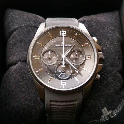 Jaqueslemans Watch