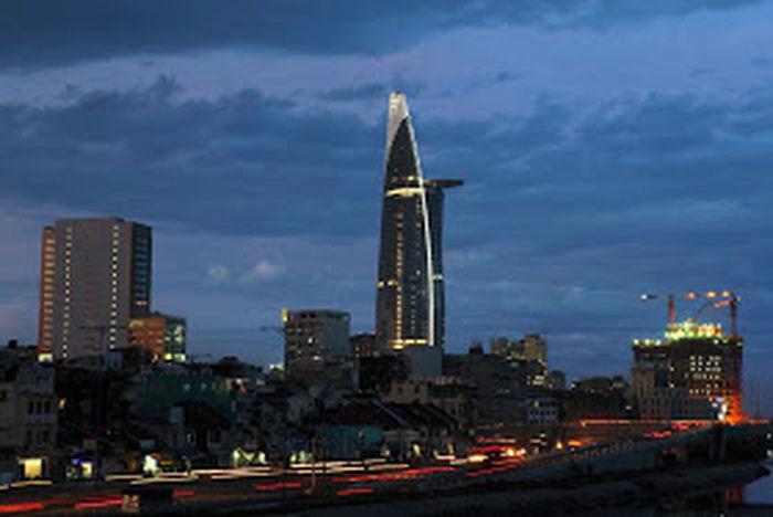 Cities At Night Hcmcity Cityneversleeps Saigon