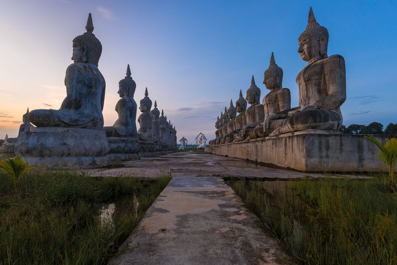 Buddha Nakhon Si Thammarat Thailand Buddha Statue