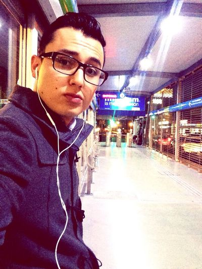 Urban City Life Where Is The Bus? Catching A Bus Waiting Gayboy