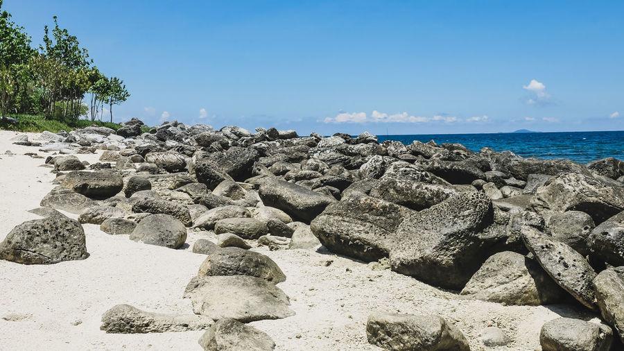 Sky Sea Rock