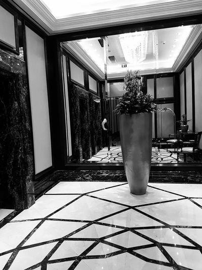 Antechamber Ritz Carlton Berlin