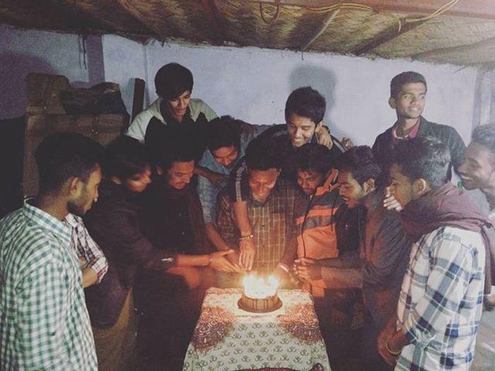 Probal ar Birthday Party te 😁