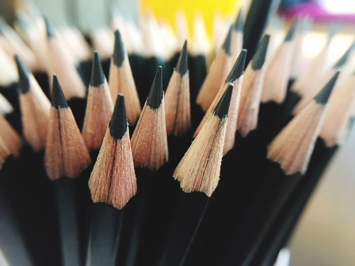 EyeEm Selects Close-up Indoors  Pencil Shavings Wood - Material Pencil Drawing Color Black