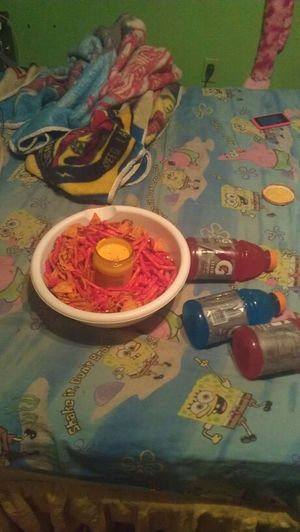 What We Eatin
