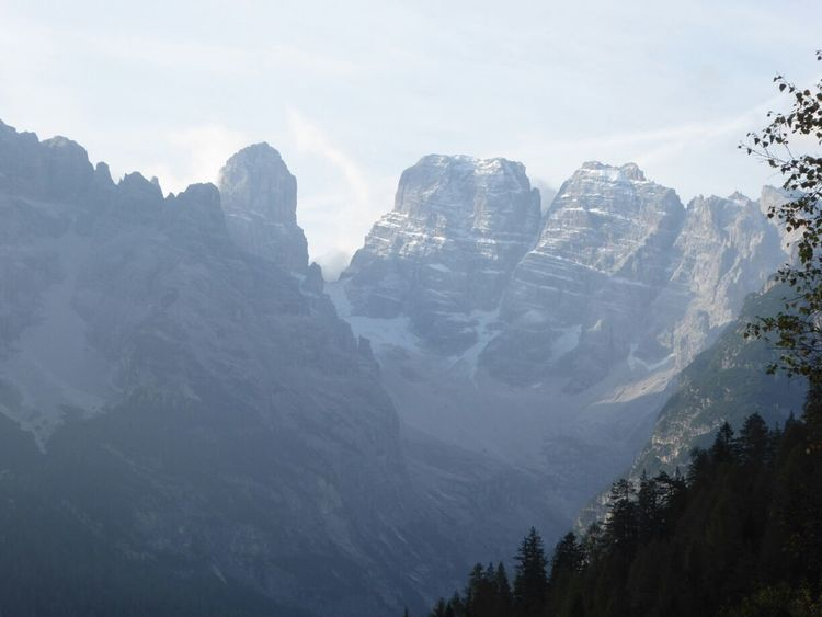 Lovely Weather Mountain_collection Dolomites, Italy Travelling