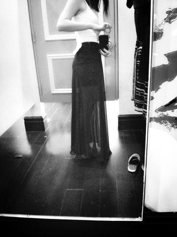 Black And White Skirt Forever 21