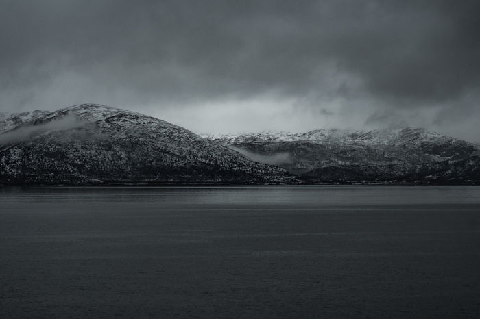 Dark Landscapes of Norway Dark Hurtigruten Norway Perspectives On Nature Winter Boat Cruise Darklands Fjords Landscape An Eye For Travel The Great Outdoors - 2018 EyeEm Awards