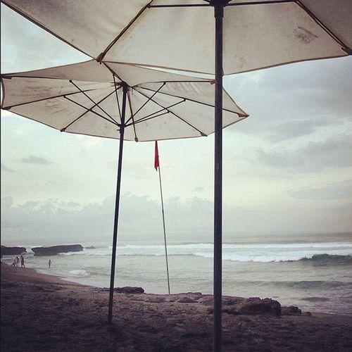 Umbrella Echobeach Bali INDONESIA