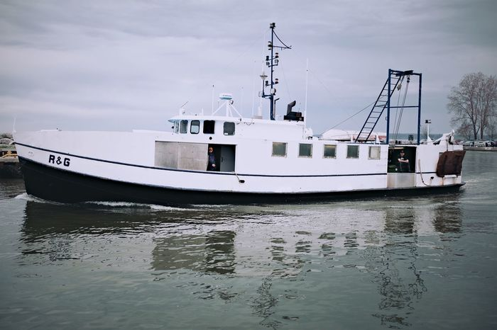 Fishing Boat Fishing Port Fujifilm X100T Lake Erie FujiX100T EyeEm Best Edits EyeEm Best Shots The Week Of Eyeem Harbour View Port Dover