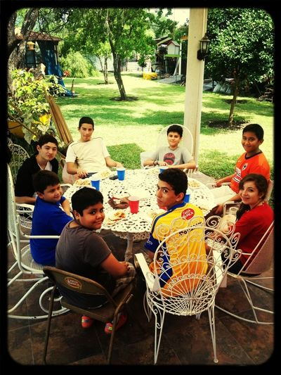 Ex Alumnos Kinder ...