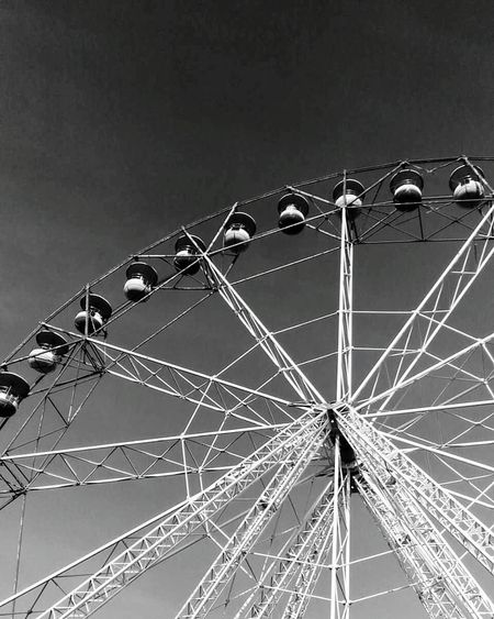 Fun Fun Rides Eye Enchanted Kingdom Blackandwhite Photography Philippines PhonePhotography Phoneography Mobilephotography Travel Photography Travel Travel Destinations