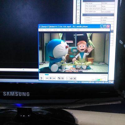 Blame on it;office hours 💻📠 Doraemon Childatheart Childhood