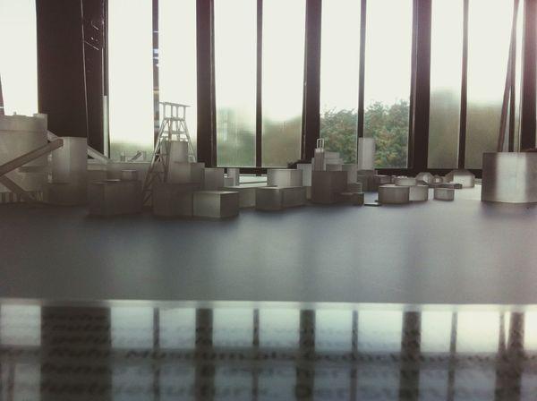 Model Of Art Having Fun Zeche Zollverein