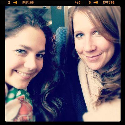 InterCity-Action mit corirose - Hamburg, wir sind unterwegs!