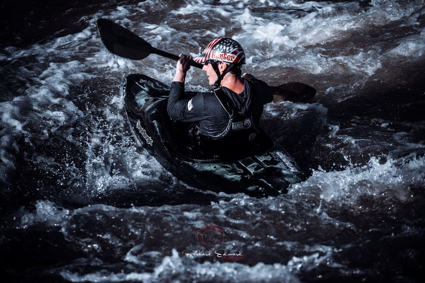 Nikonphotography Nikon One Person Motion Leisure Activity Sport Lifestyles Nature Headwear Adventure Water Extreme Sports