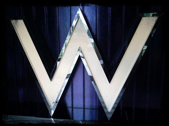 Just W W Hotels Signage