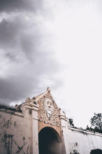 INDONESIA Taman Sari - Yogyakarta Yogyakarta Architecture Building History Sky First Eyeem Photo