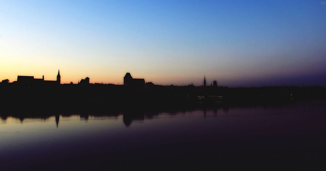 Reflection Sunset Water Built Structure Outdoors Nature Horizontal Beauty In Nature Architecture Sky No People Tree Canon Tranquil Scene Landscape Scenics Night Sunset_collection Sunsetreflections River Toruń Toruń City Poland Polandisbeautiful Poland Photos