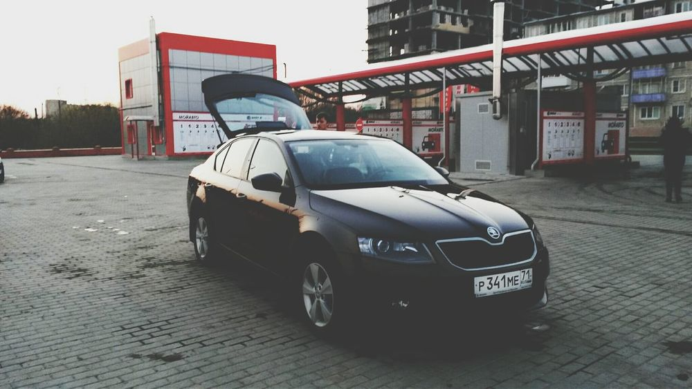 Skoda Skoda Octavia Smotra Car Car Wash Wash