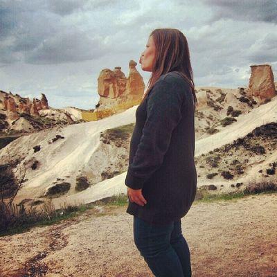 ImaginaryValley Cappadocia Turkey 20130411 Camel Kissing