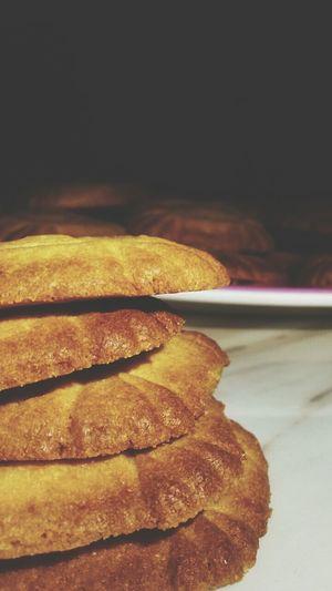 Desert Butter Cookies Delicious Ramadhan Kareem