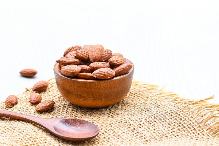 Almond food Dry